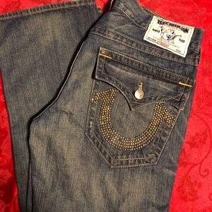 True Religion Men's Jeans 34x32